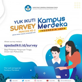 Survey kampus Merdeka Periode ke 2