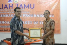 Kuliah Tamu D3- Sistem Informasi Internet Of Things