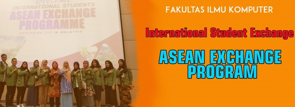 ASEAN EXCHANGE PROGRAM
